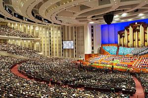 Em que os mórmons acreditam sobre a família?