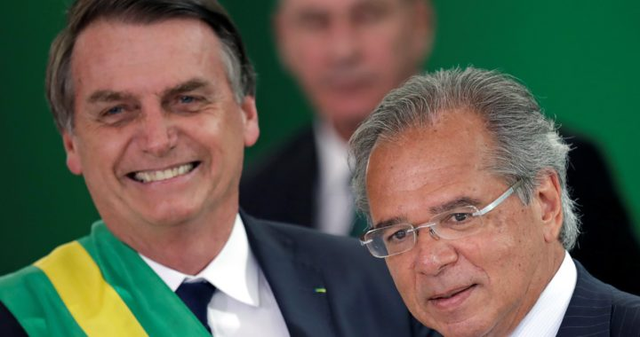 """""""O Brasil tem de voltar a investir para crescer!""""."""