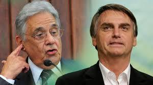 Bolsonaro Comparado com FHC