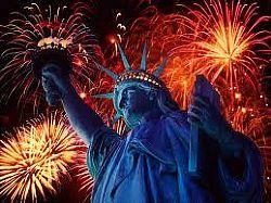 4 de julho – Independence Day
