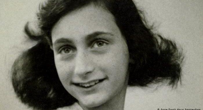 A versão original do diário de Anne Frank
