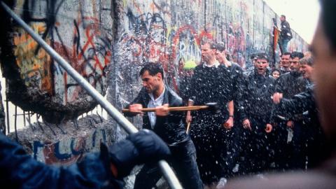 Trinta anos este ano: o Muro de Berlim não foi um acidente histórico