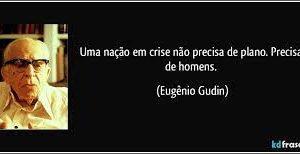O pensamento de Gudin