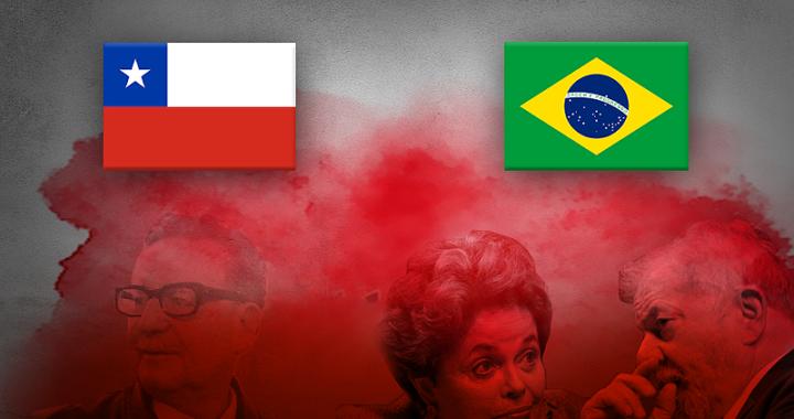 Chile e Brasil entre o socialismo e a prosperidade