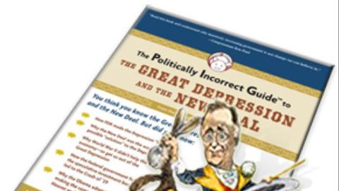 Hoover e a fraudulenta história da Grande Depressão