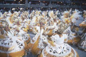 Samba-enredo que fez história no Carnaval do Rio