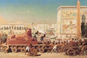ONDE COMEÇOU A MAÇONARIA, FOI NO EGITO?