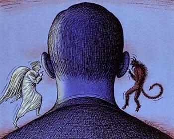 A ÉTICA LEVA À CONSCIÊNCIA ou A CONSCIÊNCIA LEVA À ÉTICA?