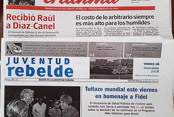 JORNALISMO À CUBANA, OU A ESTATIZAÇÃO DA VERDADE NO BRASIL